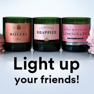 LIGHT UP YOUR FRIENDS!