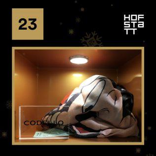 Adventskalender Geschenk 23