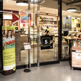 Tür 5: denn's Biomarkt