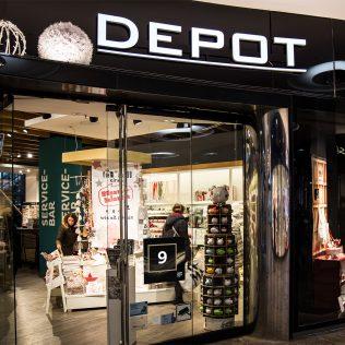 Tür 9: depot