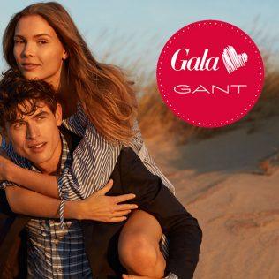 Gala loves GANT