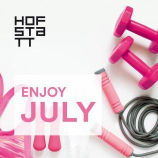 ENJOY JULY – Sports