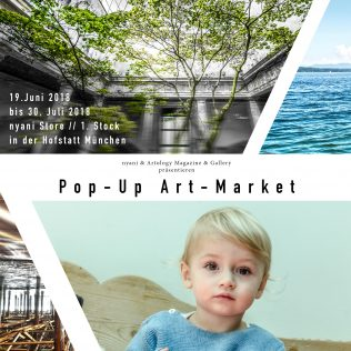 Pop-Up Art Market