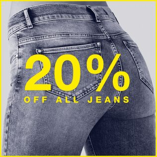 Jeans-Special bei ONLY