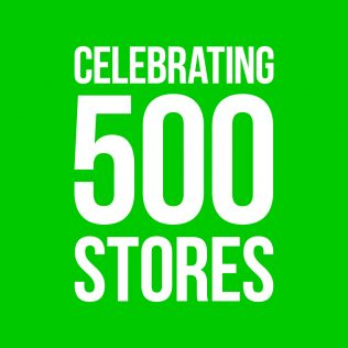 500. ONLY STORE