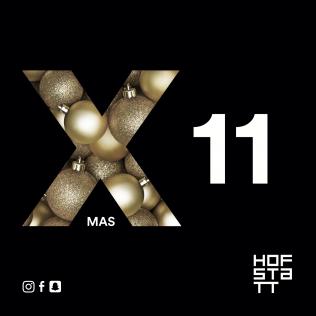 X-MAS Tür 11