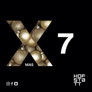 X-MAS Tür 7
