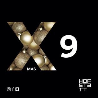 X-MAS Tür 9