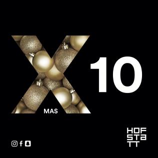X-MAS Tür 10