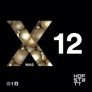 X-MAS Tür 12