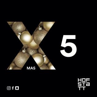X-MAS Tür 5