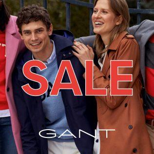 Sale bei GANT
