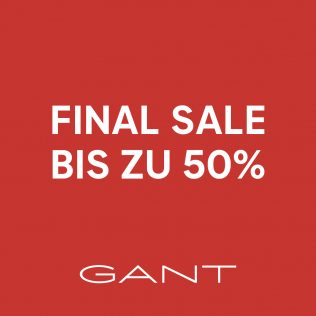 Final Sale bei GANT
