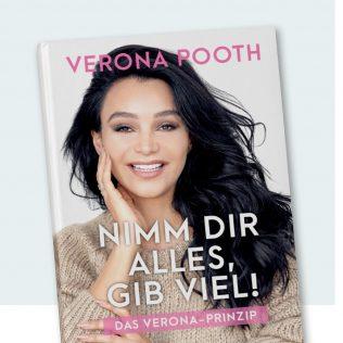 Verona Pooth bei DEPOT