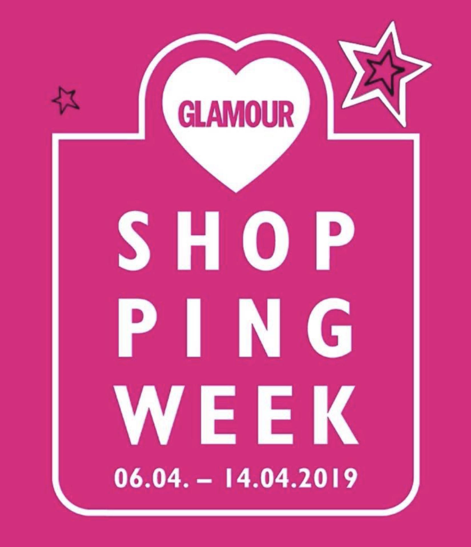 glamour shopping week oktober 2020