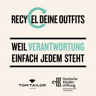 Recycle deine Outfits