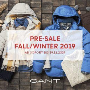 Pre-Sale at GANT