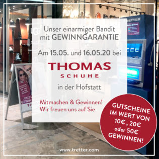 Win bei THOMAS