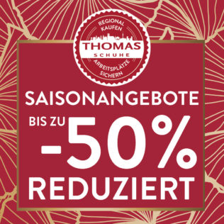 Sale bei THOMAS
