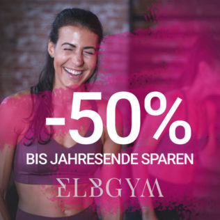 50% off at ELBGYM