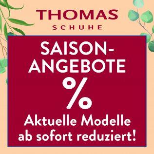 Sale bei THOMAS