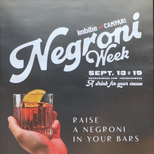 Join Negroni Week!